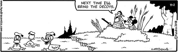 Tundra comics 1
