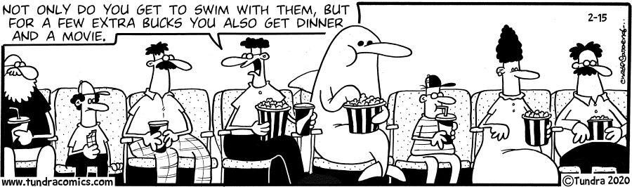 Tundra Comics 8